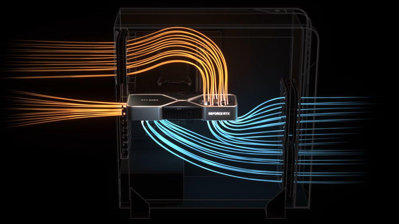 Design Founders Edition garante alta dissipação de calor (Foto: Divulgação/NVIDIA)