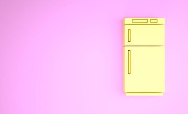 As geladeiras duplex são os modelos tradicionais, com freezer em cima e refrigerador embaixo. (Imagem: Reprodução/Shutterstock)