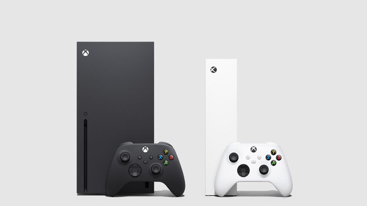 Xbox Series X (à esquerda) e Xbox Series S (à direita). (Foto: Divulgação/Microsoft)