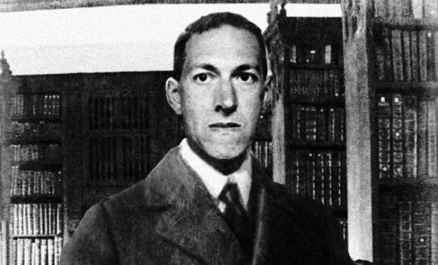H.P. Lovecraft é o autor renomado conhecido como gênio do horror.