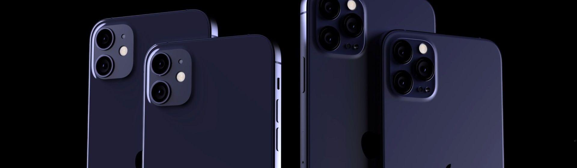 iPhone 12 Mini e Pro: conheça as prováveis quatro versões do novo iPhone