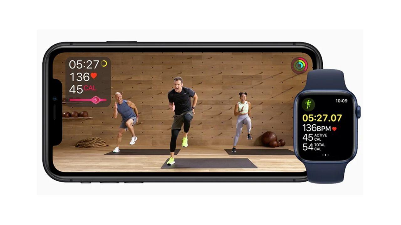 Apple Fitness+ (Foto: Divulgação/Apple)