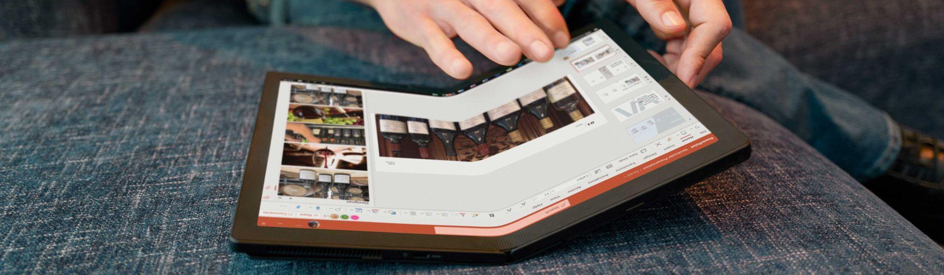 Lenovo lança ThinkPad X1 Fold e X1 Nano com 5G