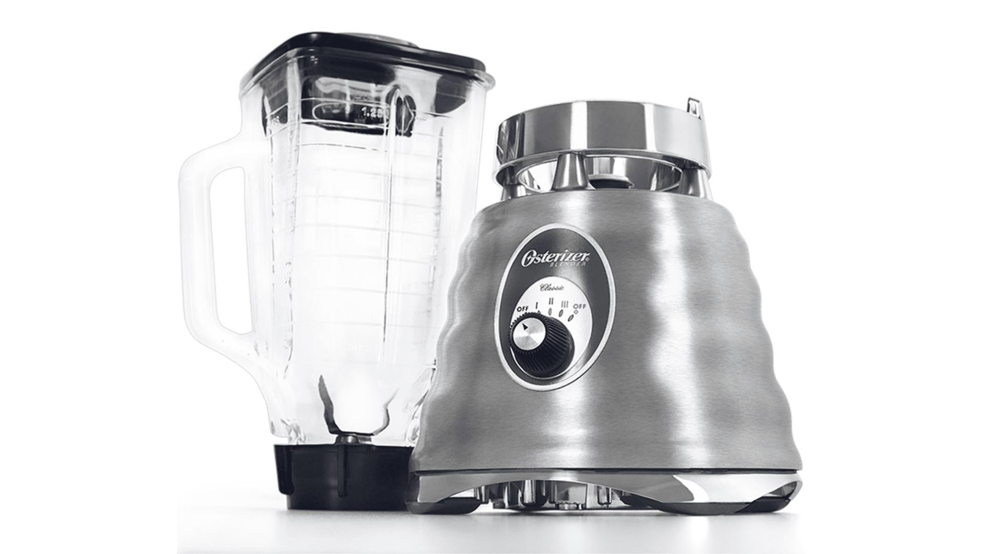 O modelo de liquidificador da Oster atende uma família pequena (Imagem: Divulgação/Oster)