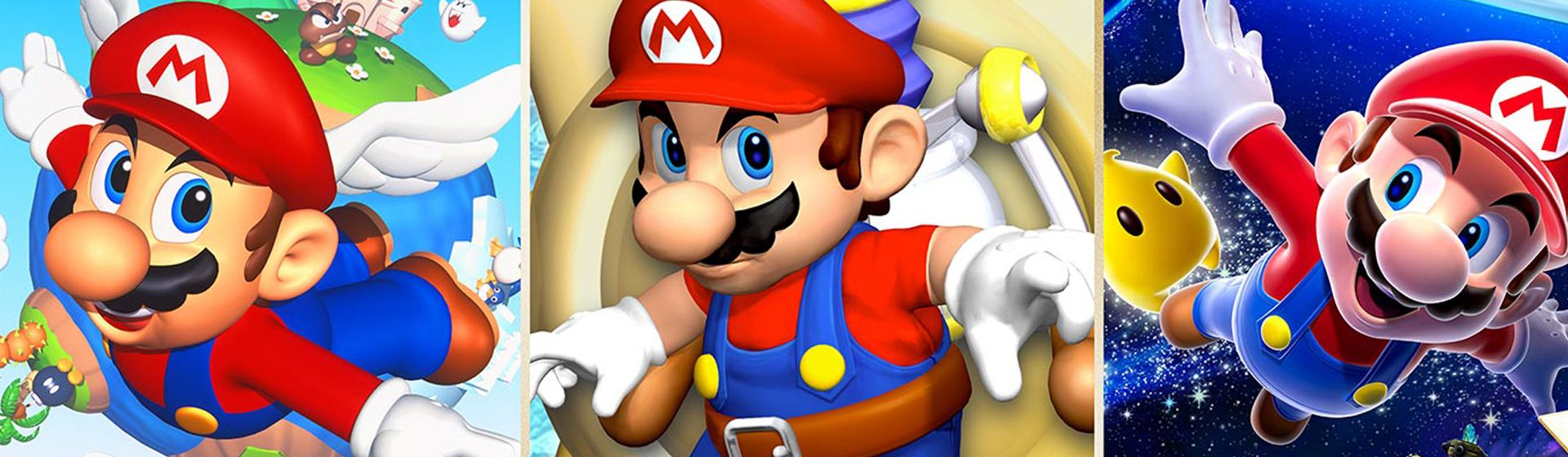 Super Mario 3D All-Stars é anunciado para setembro no Nintendo Switch