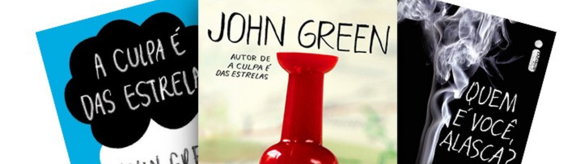 John Green: conheça 7 livros do autor de A Culpa é das Estrelas