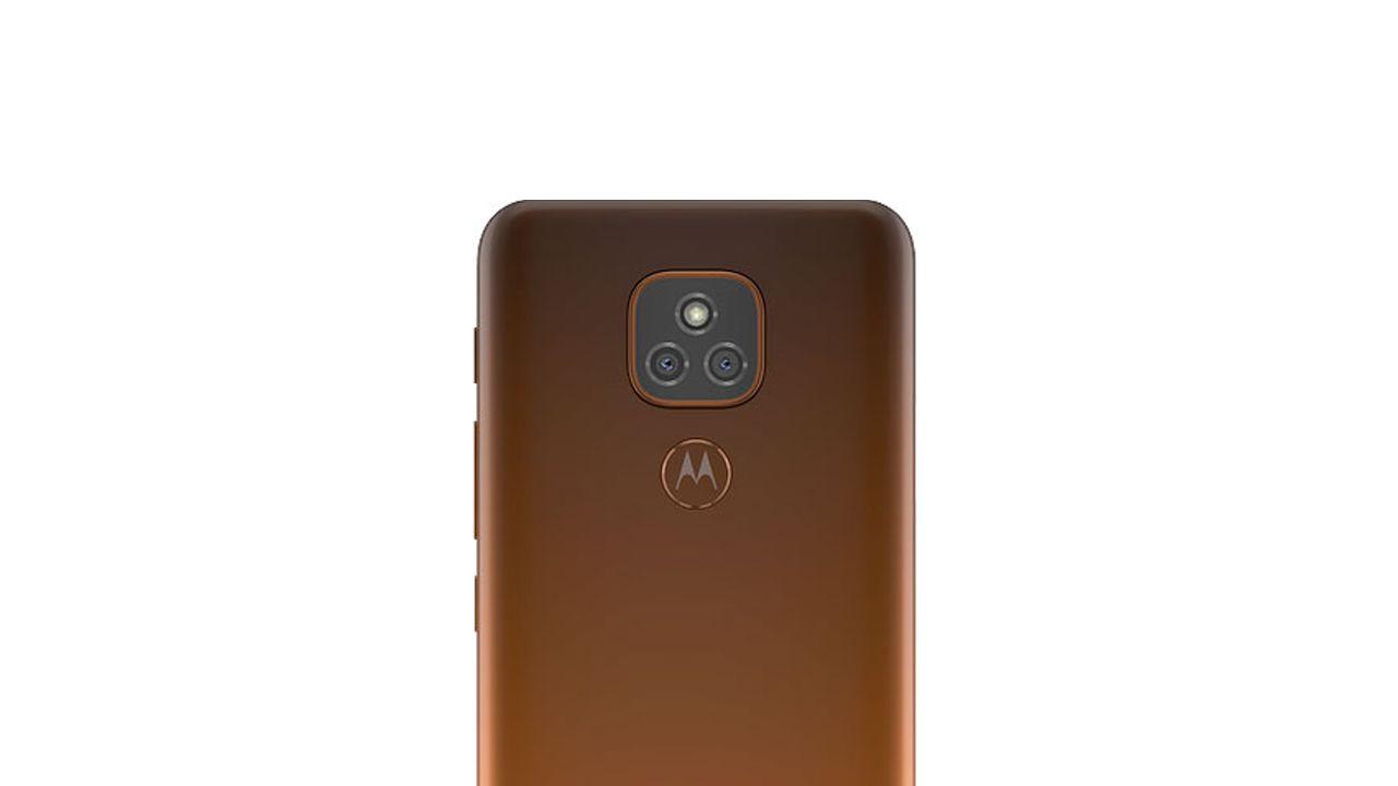Câmeras do Moto E7 Plus (Foto: Divulgação/Motorola)