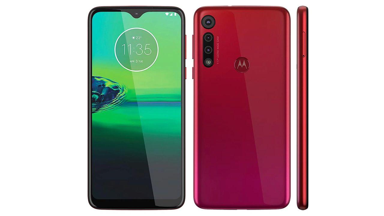 Design do Moto G8 Play (Foto: Divulgação/Motorola)