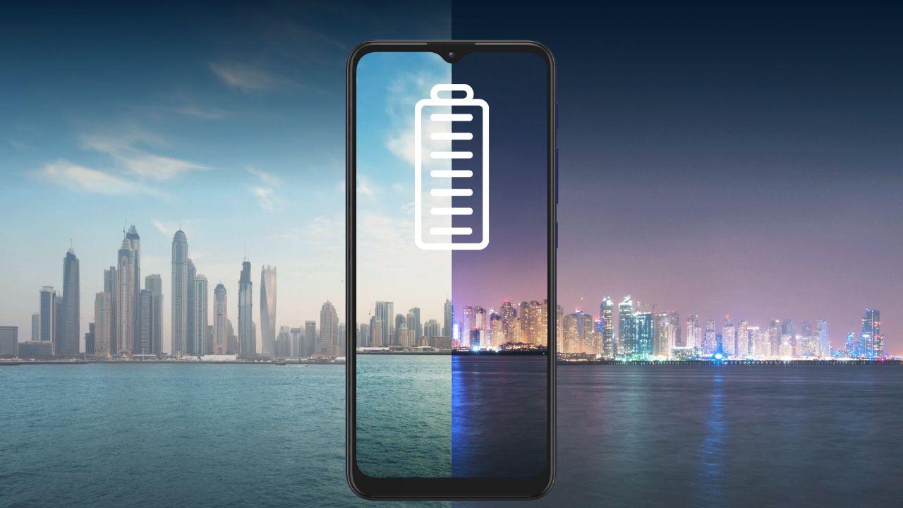 O Moto G9 Play tem bateria para até dois dias de uso (Foto: Divulgação/Motorola)