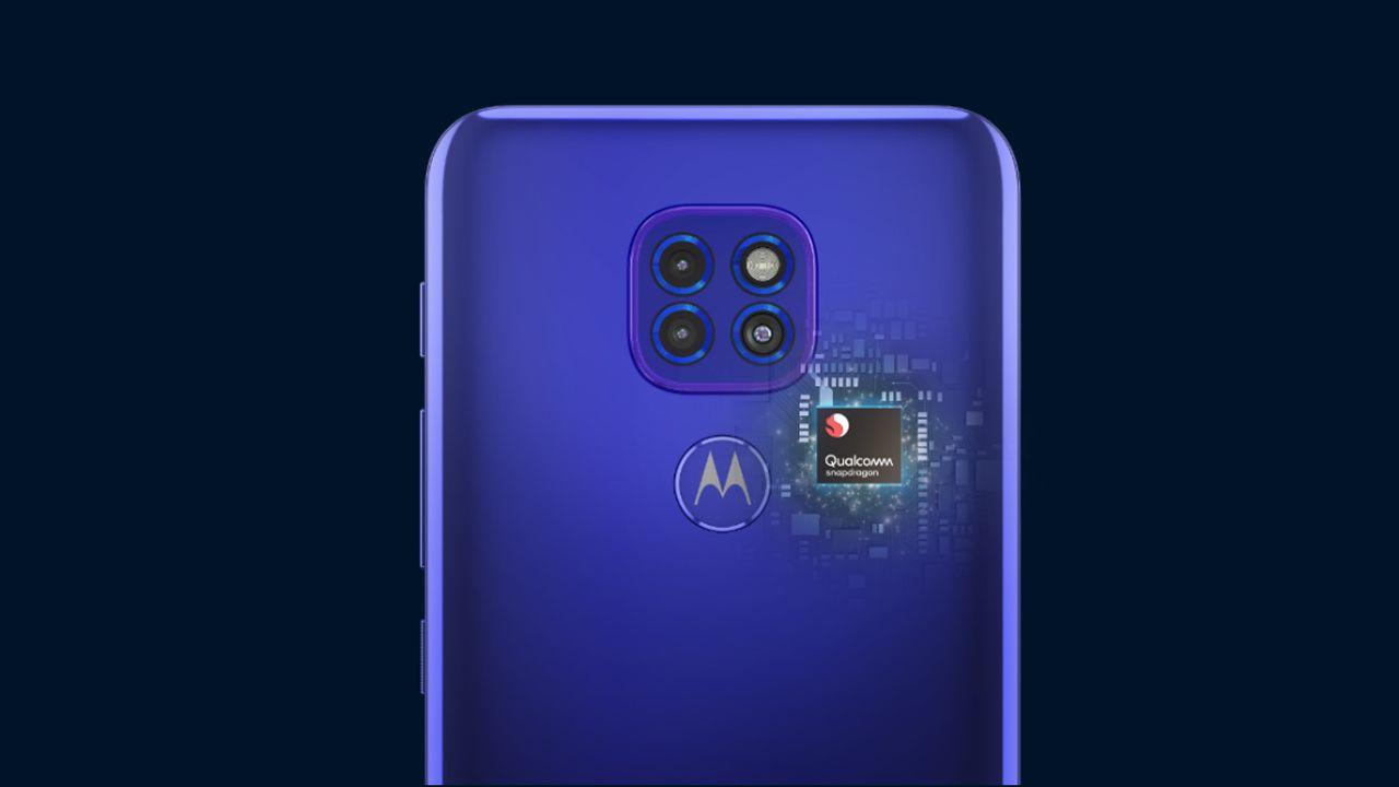 O Moto G9 Play usa o processador Snapdragon 662, da Qualcomm (Foto: Divulgação/Motorola)
