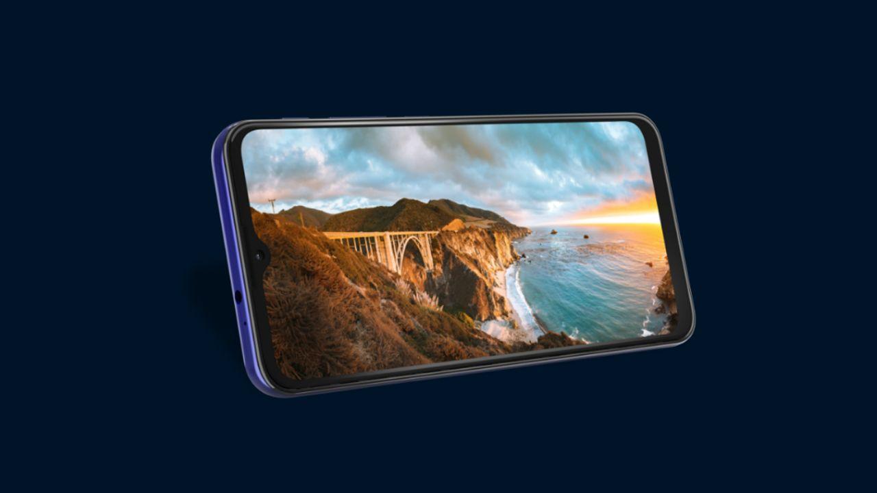 Tela HD+ do Moto G9 Play (Foto: Divulgação/Motorola)