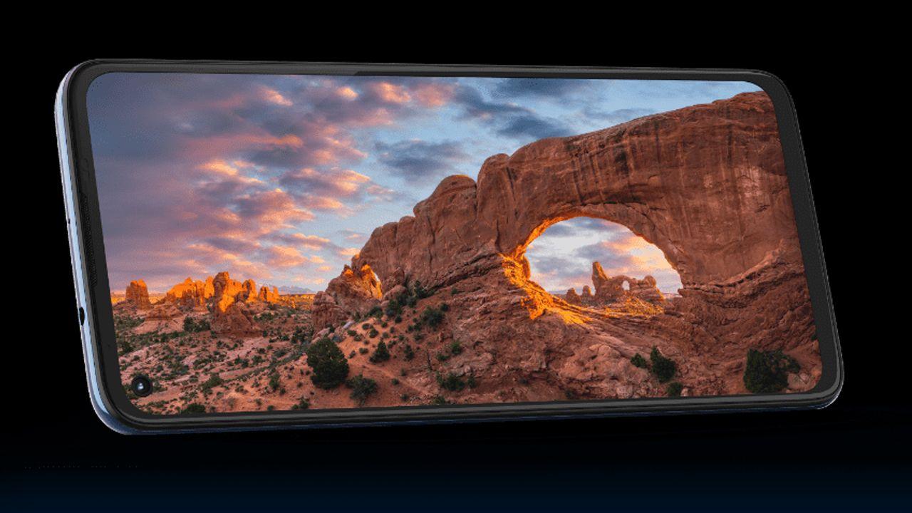 Tela do Moto G9 Plus com recurso de HDR (Foto: Divulgação/Motorola)