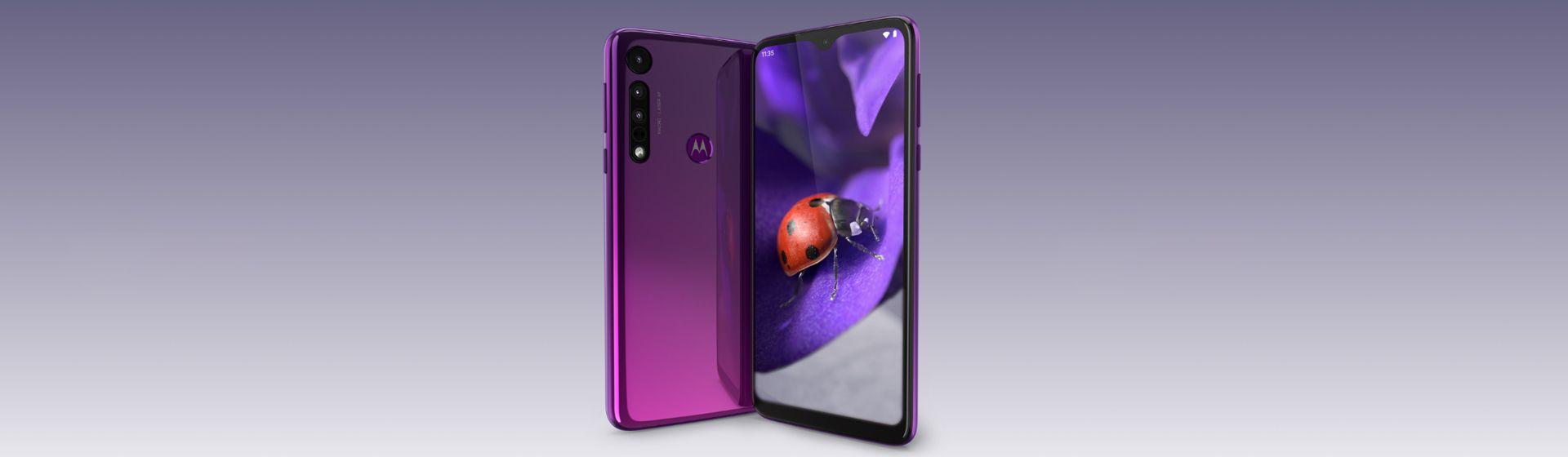 Motorola One Macro: veja a análise da ficha técnica e melhores preços