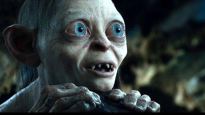 """Gollum, personagem do universo do criador, famoso pela frase """"My precious!"""""""