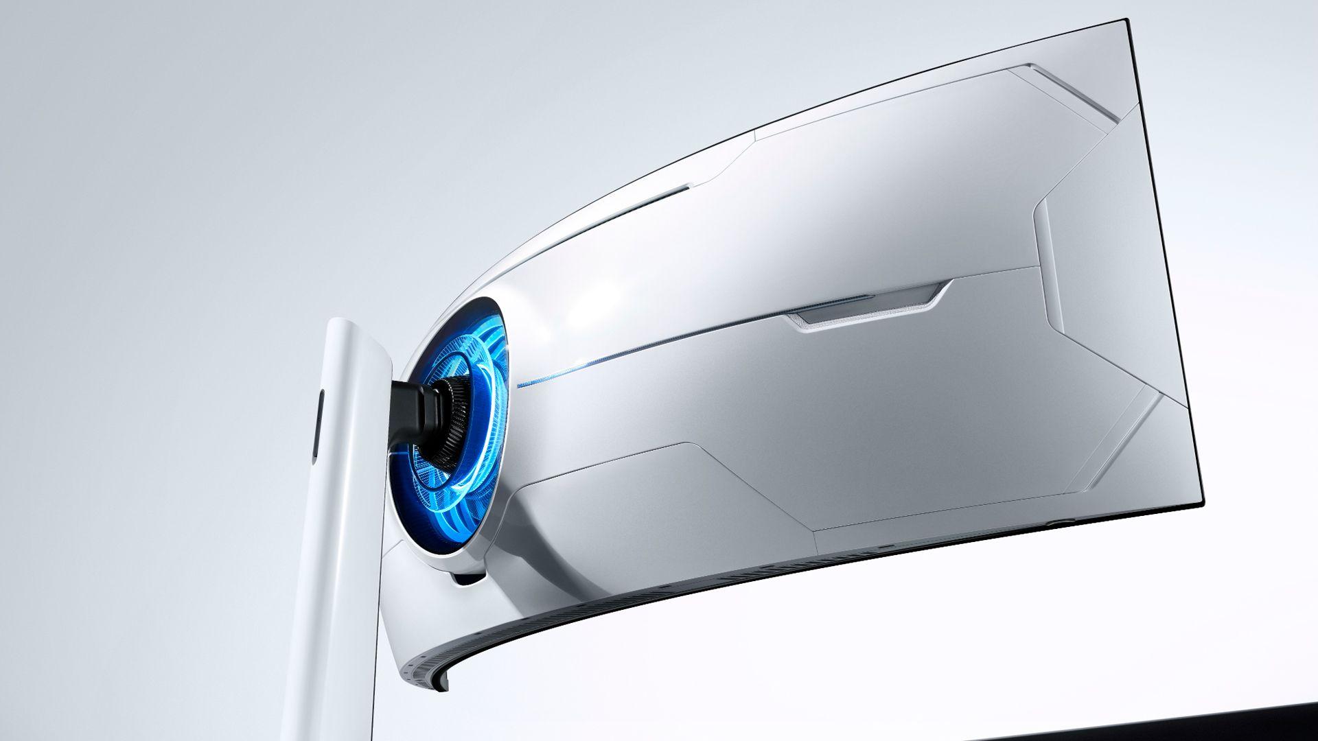 Samsung Odyssey G9. (Foto: Divulgação/Samsung)