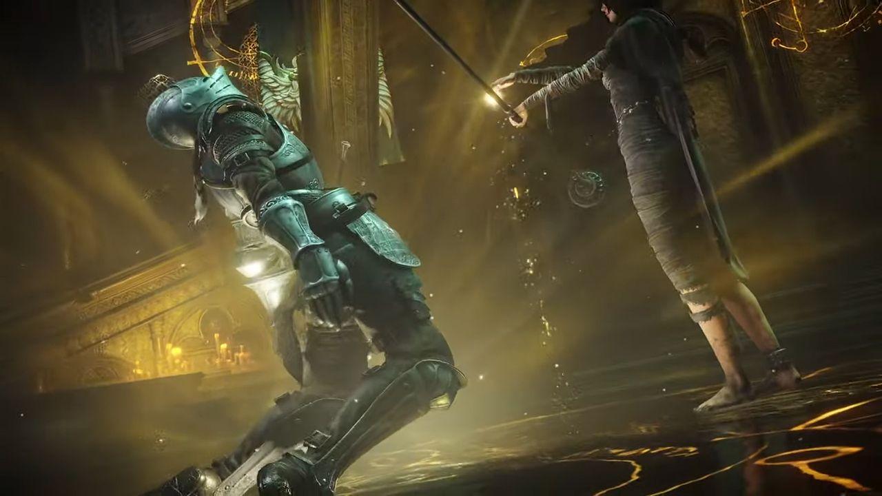 Remake de Demon's Souls traz visual atualizado e jogabilidade já conhecida. (Foto: Reprodução/Murilo Tunholi)