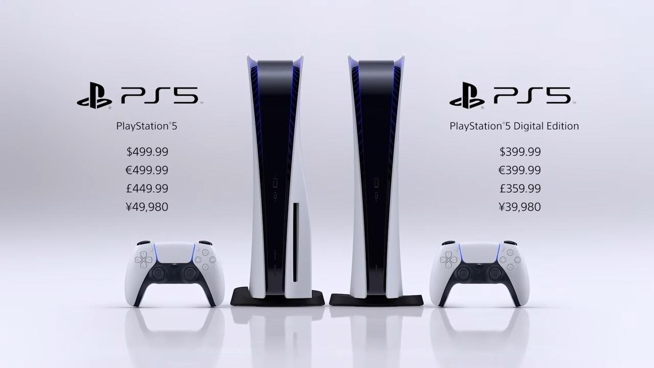 Preços do PS5. (Foto: Reprodução/Murilo Tunholi)