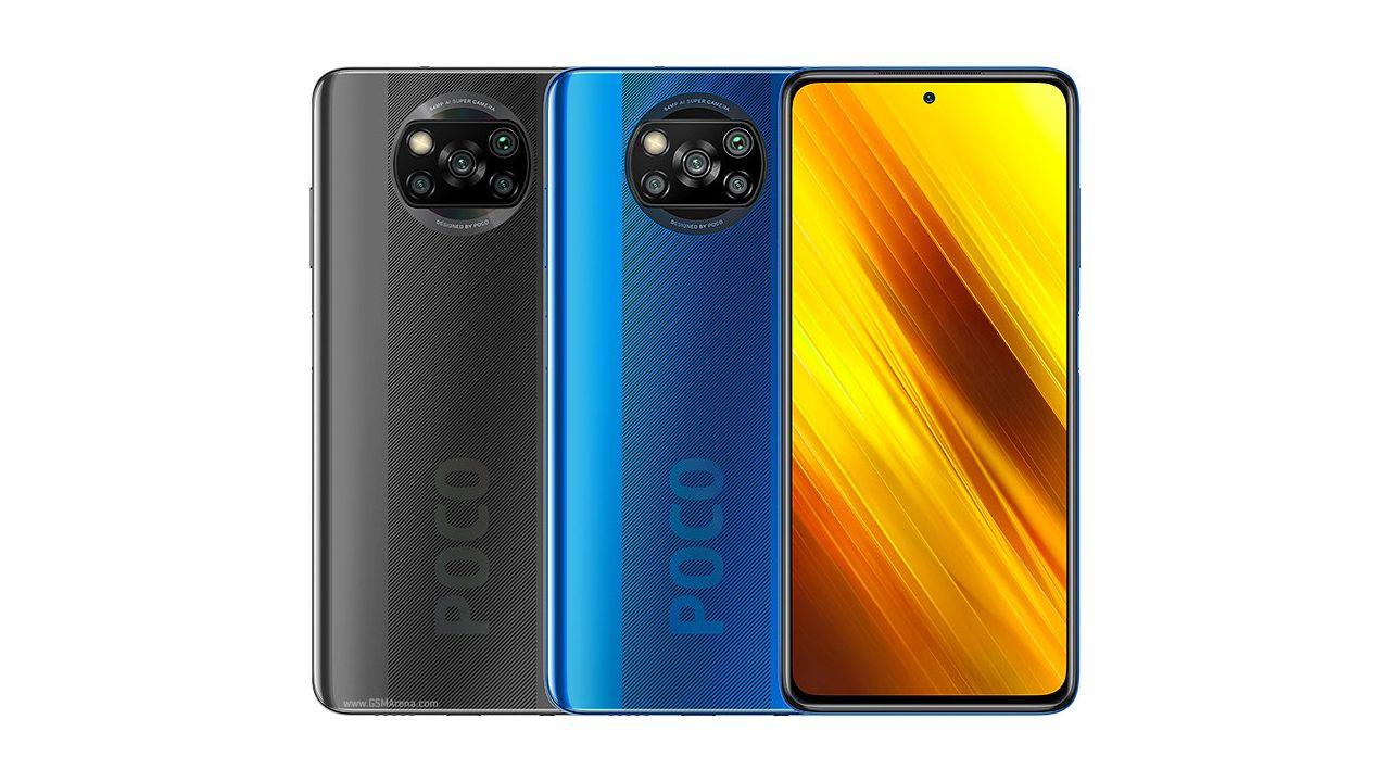 Design do POCO X3 NFC (Foto: Divulgação/POCO)