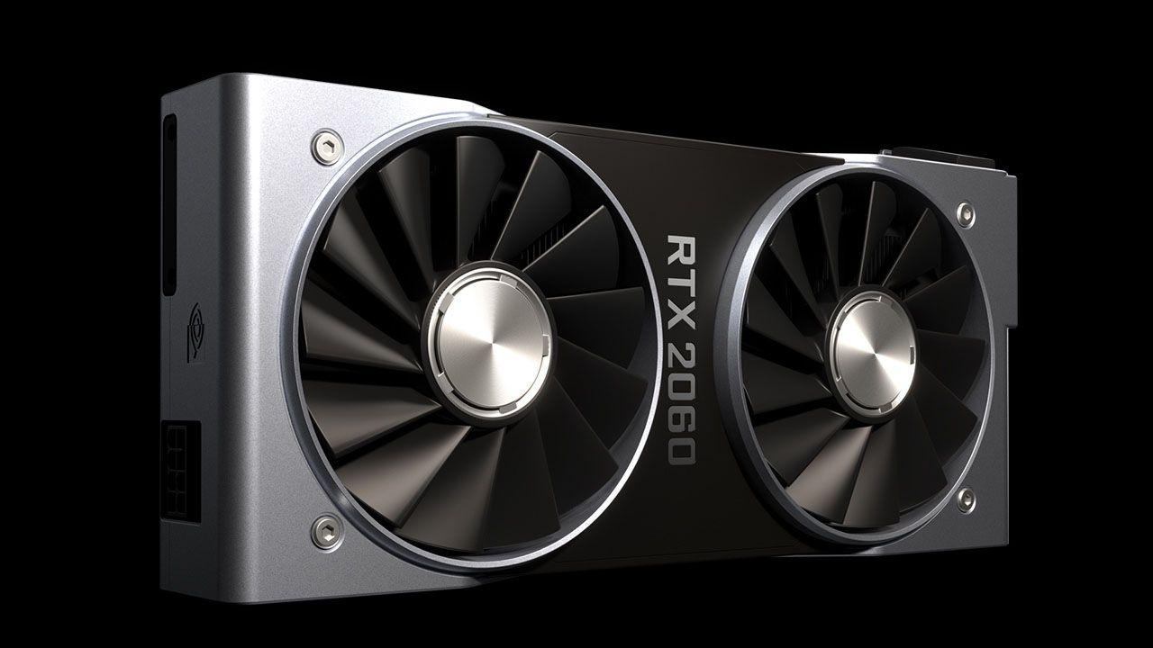 Design da RTX 2060. (Foto: Divulgação/Nvidia)