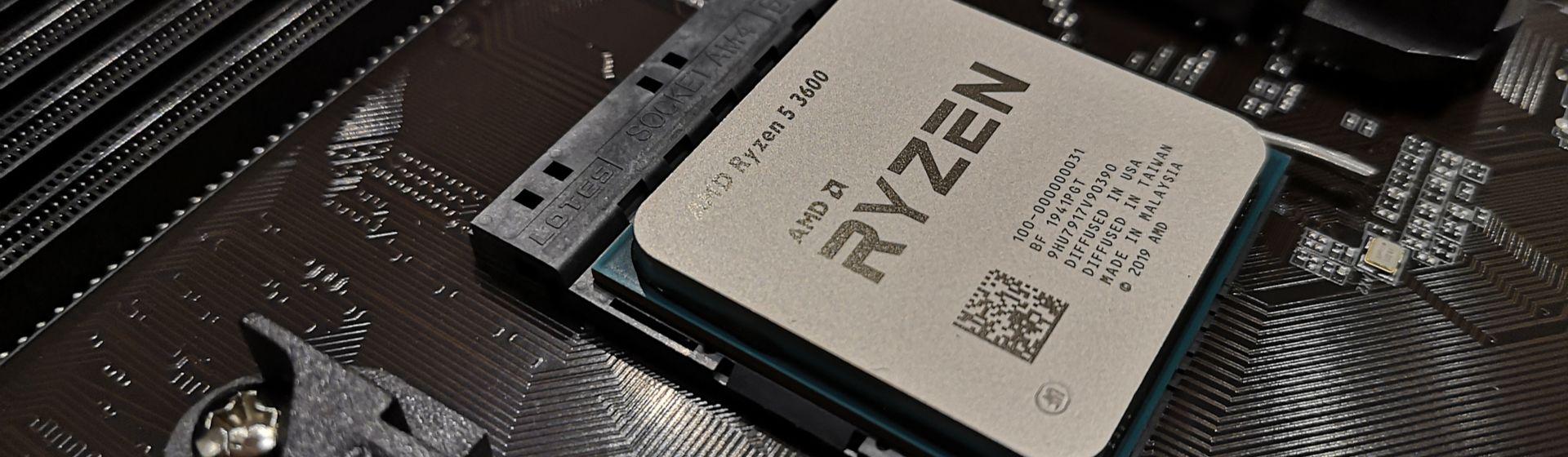 Intel Core i5 10400F vs AMD Ryzen 5 3600: saiba o melhor processador