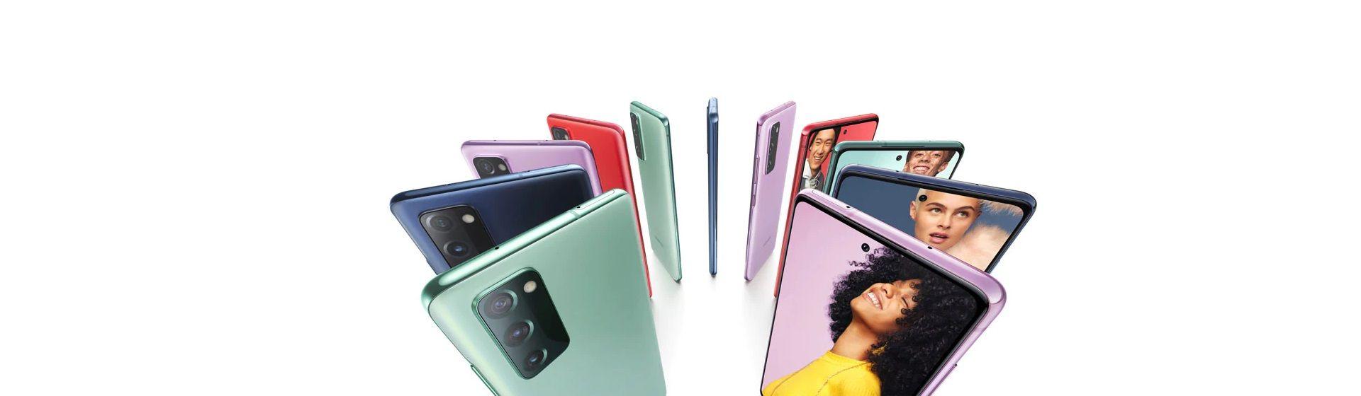 Samsung lança Galaxy S20 FE: confira a ficha técnica