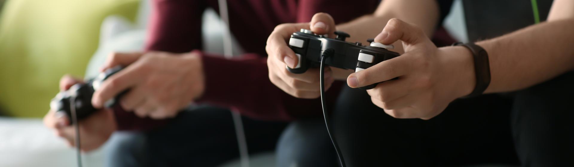 Projeto Passa o Controle doa videogames usados para novas casas