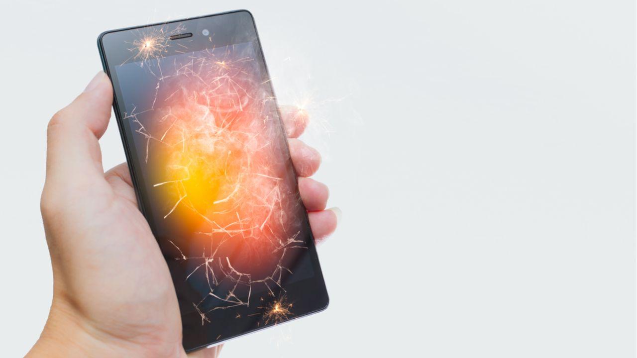 Celular esquentando? Superaquecimento pode prejudicar as funções do smartphone (Foto: Shutterstock)