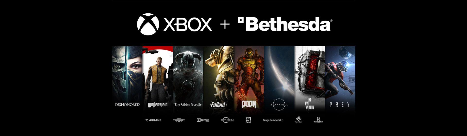 Microsoft compra Bethesda; Game Pass terá Doom, Fallout e The Elder Scrolls