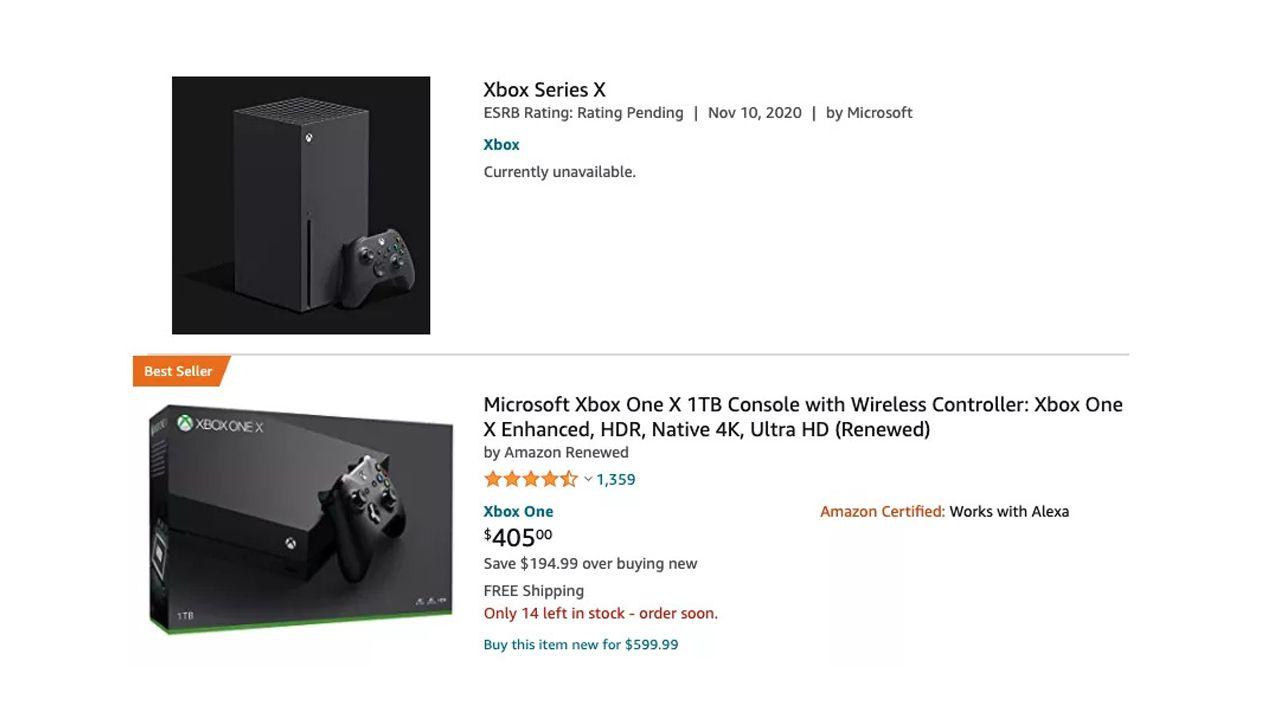 Semelhança entre consoles pode ter causado confusão na hora da compra (Reprodução/The Verge)