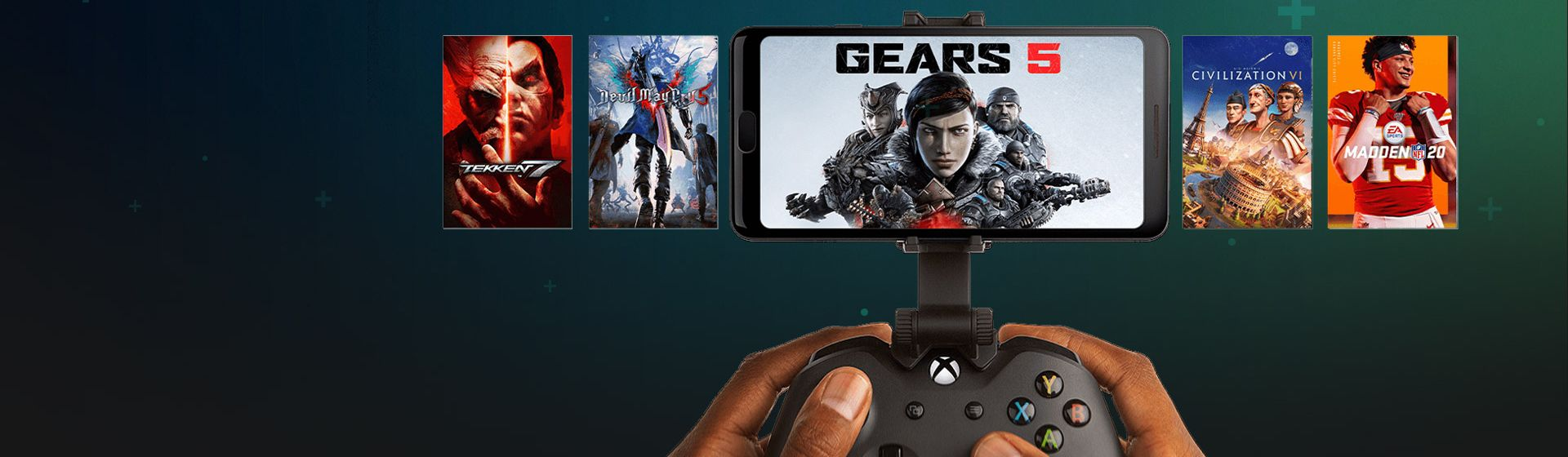 Xbox xCloud leva mais de 150 jogos do Game Pass ao Android