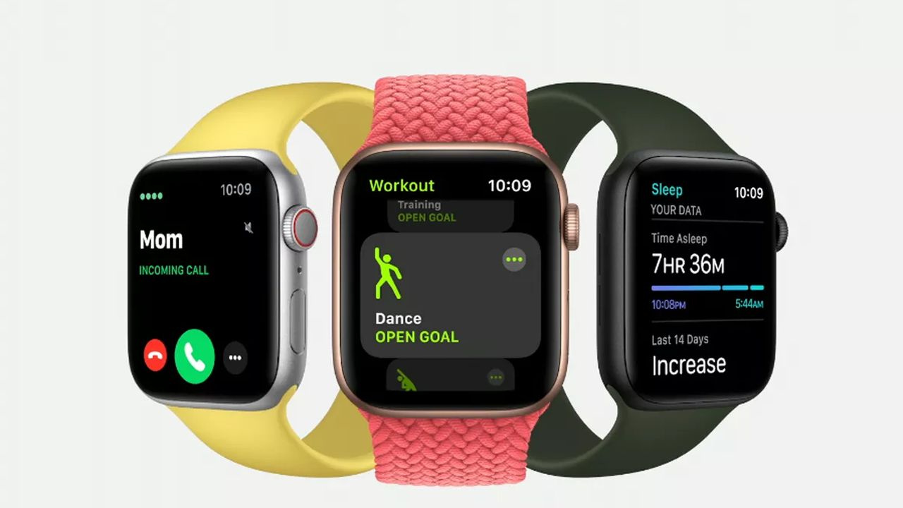 Design do Apple Watch SE (Foto: Divulgação/Apple)