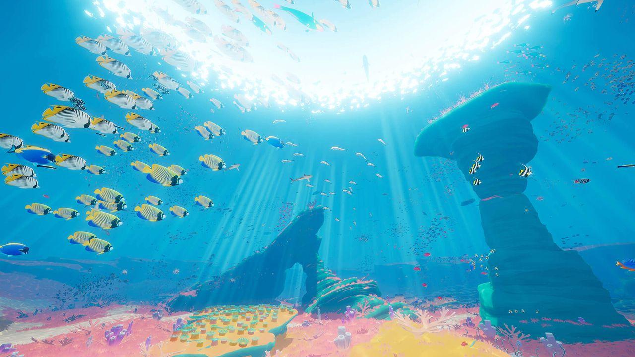 Abzu transporta o jogador para uma jornada ao fundo do mar (Foto: Reprodução/Epic Games Store)