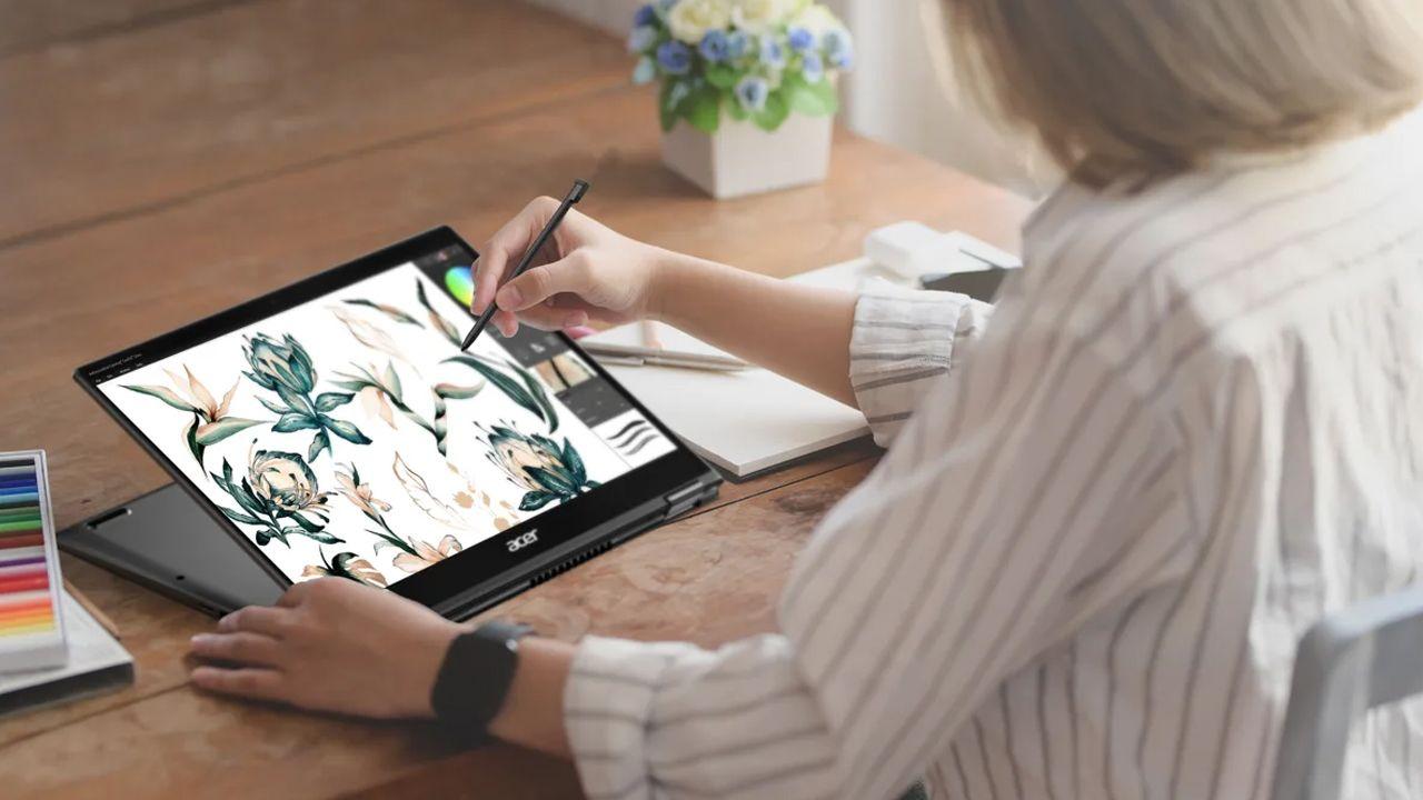 Todos os novos notebooks são focados em oferecer boa produtividade. (Foto: Divulgação/Acer)