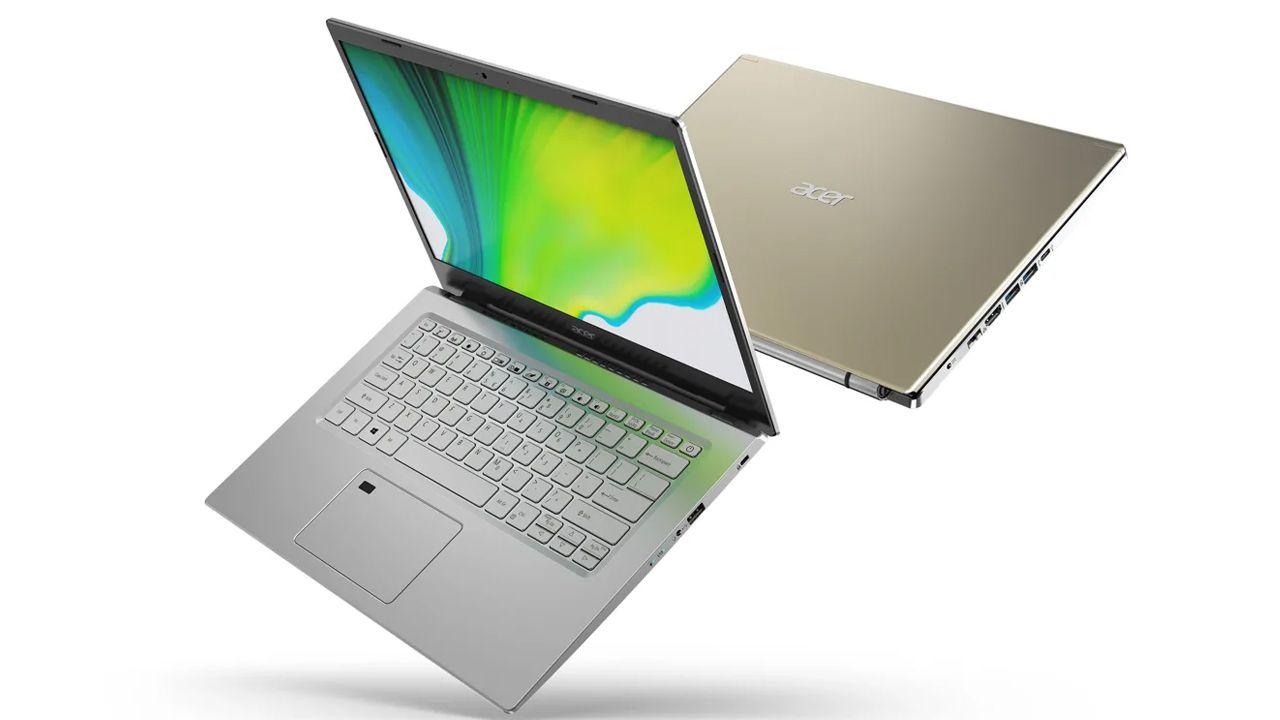 Design do Acer Aspire 5. (Foto: Divulgação/Acer)