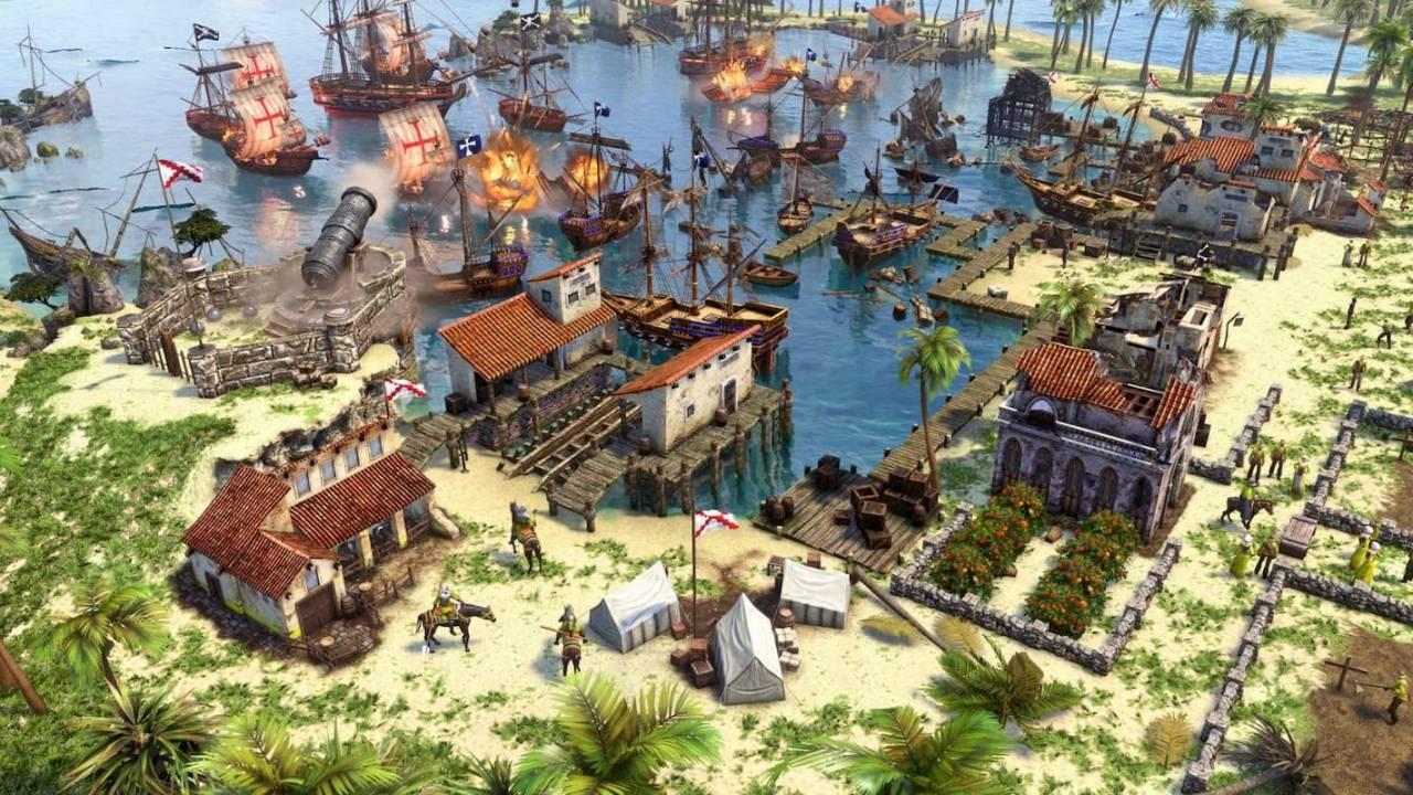 Age of Empires 3: Definitive Edition. (Foto: Divulgação/Microsoft)