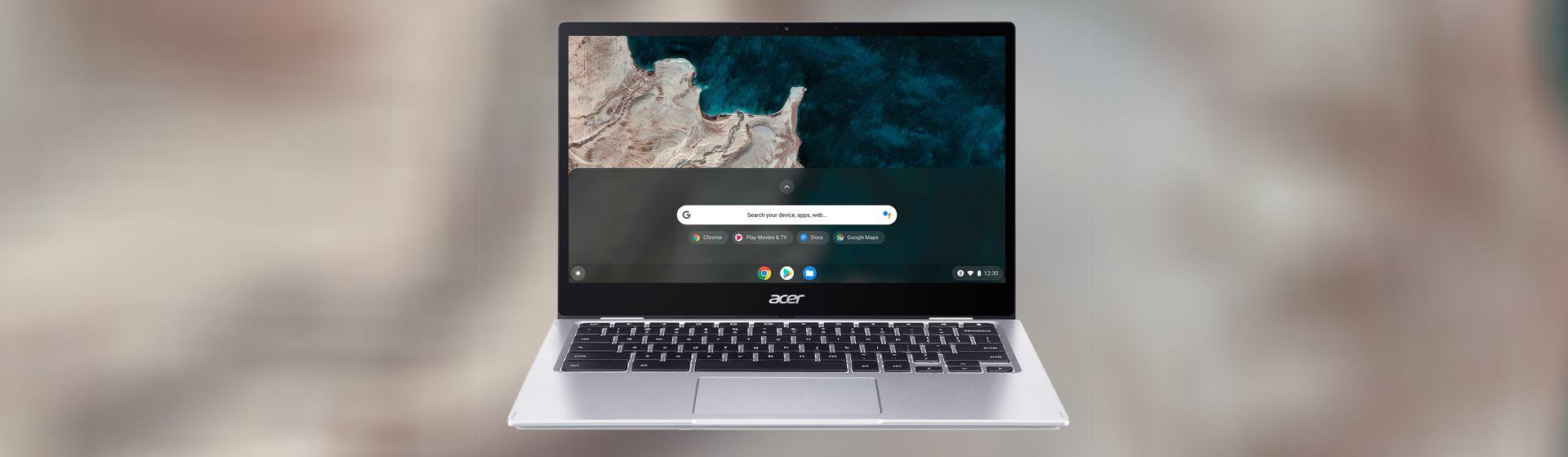 Acer lança primeiros Chromebooks com processador Snapdragon e 4G