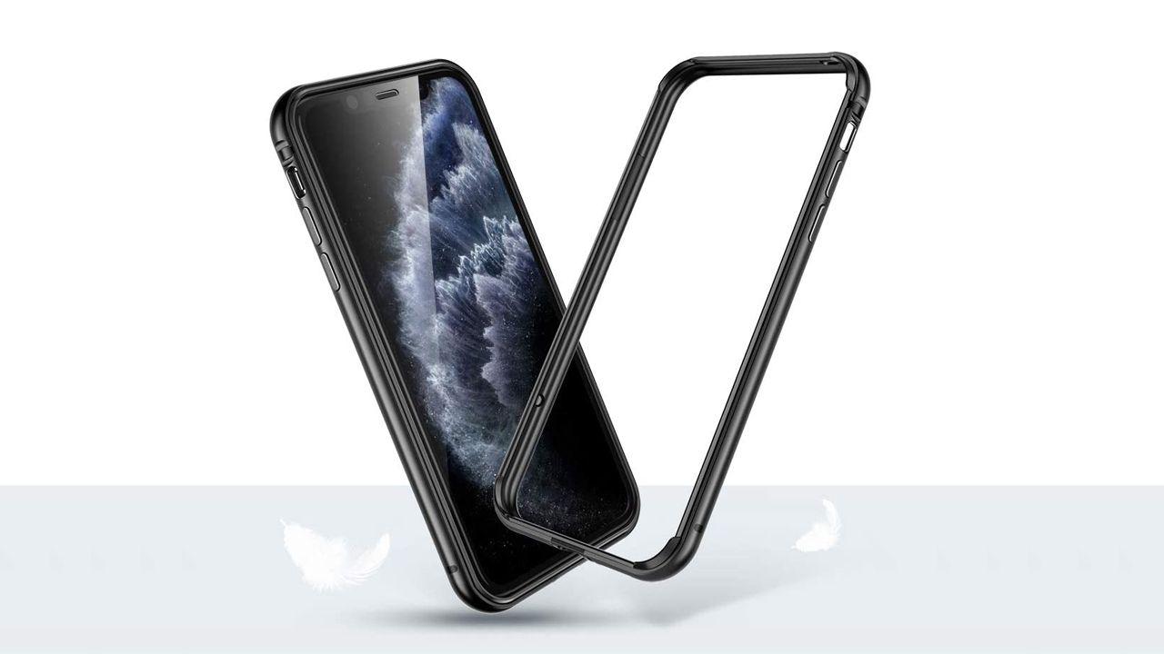 Capa para celular Bumper para o iPhone 11 Pro Max (Foto: Divulgação/ESR Store)