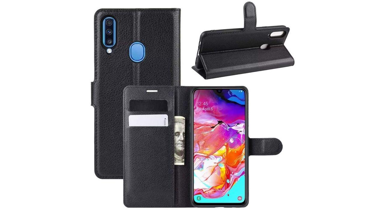 Capa para celular para o Galaxy A50, da Samsung (Foto: Divulgação/Amazon/G)