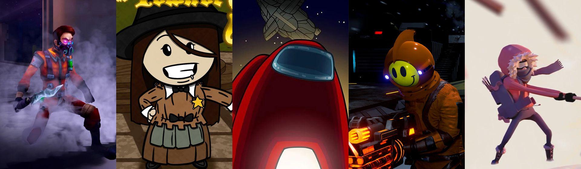 Jogos parecidos com Among Us: os melhores games com impostores