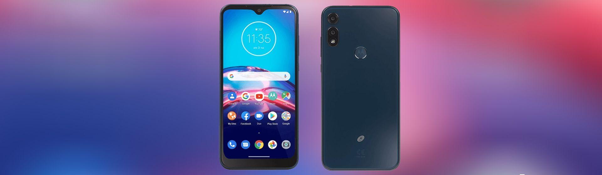 """Vaza a ficha técnica completa do Moto E7, novo """"basicão"""" da Motorola"""