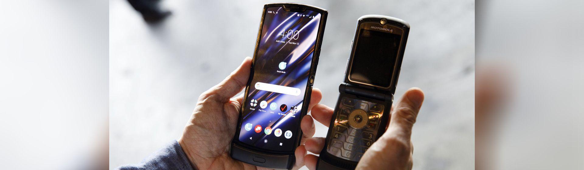 Motorola Razr V3 x Razr 2019: o que mudou entre os dois modelos?