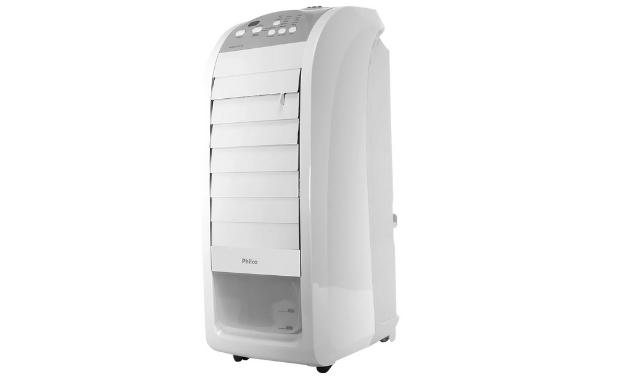 Climatizador Philco Ar Quente e Frio 3 Em 1, eleito como um dos melhores da categoria pelo Zoom. (Imagem:Divulgação/Philco)
