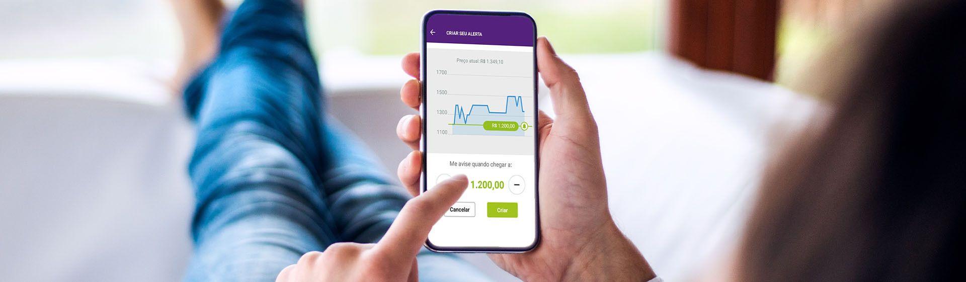 Como criar um Alerta de Preço no Zoom e saber das melhores ofertas