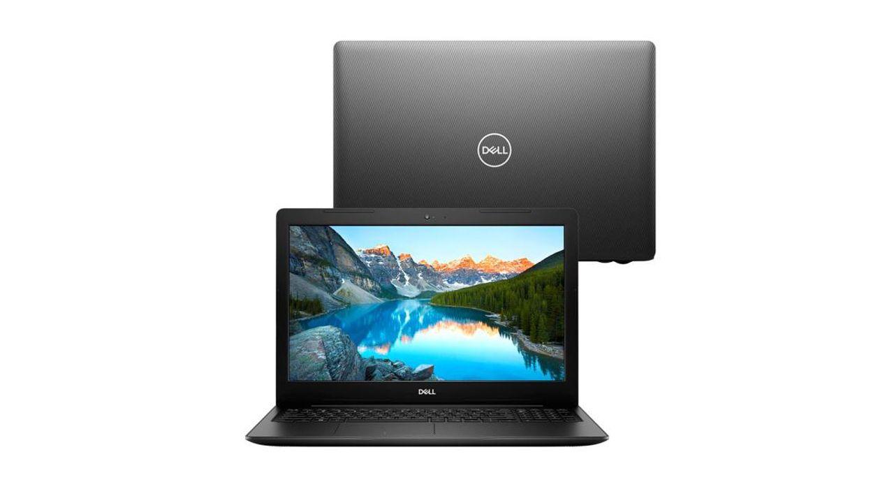 Dell Inspiron 3000 possui bordas arredondadas (Divulgação/Dell)