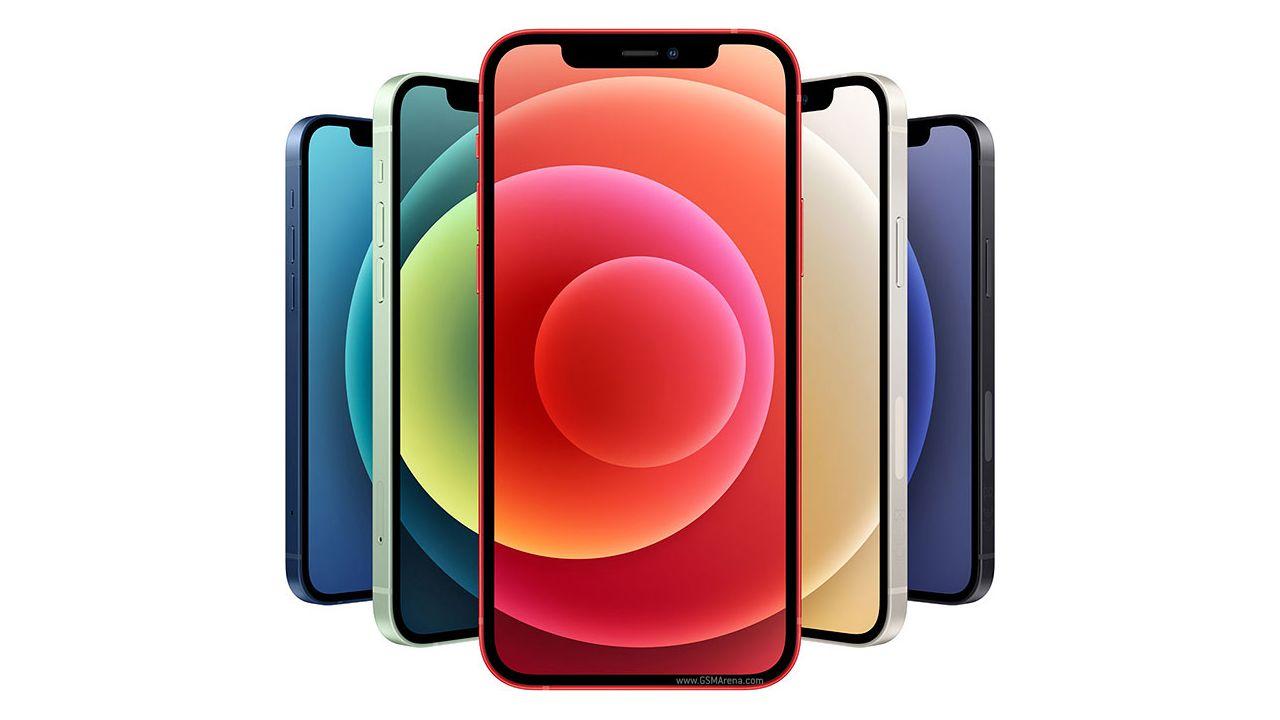 Design do iPhone 12. (Foto: Reprodução/GSM Arena)