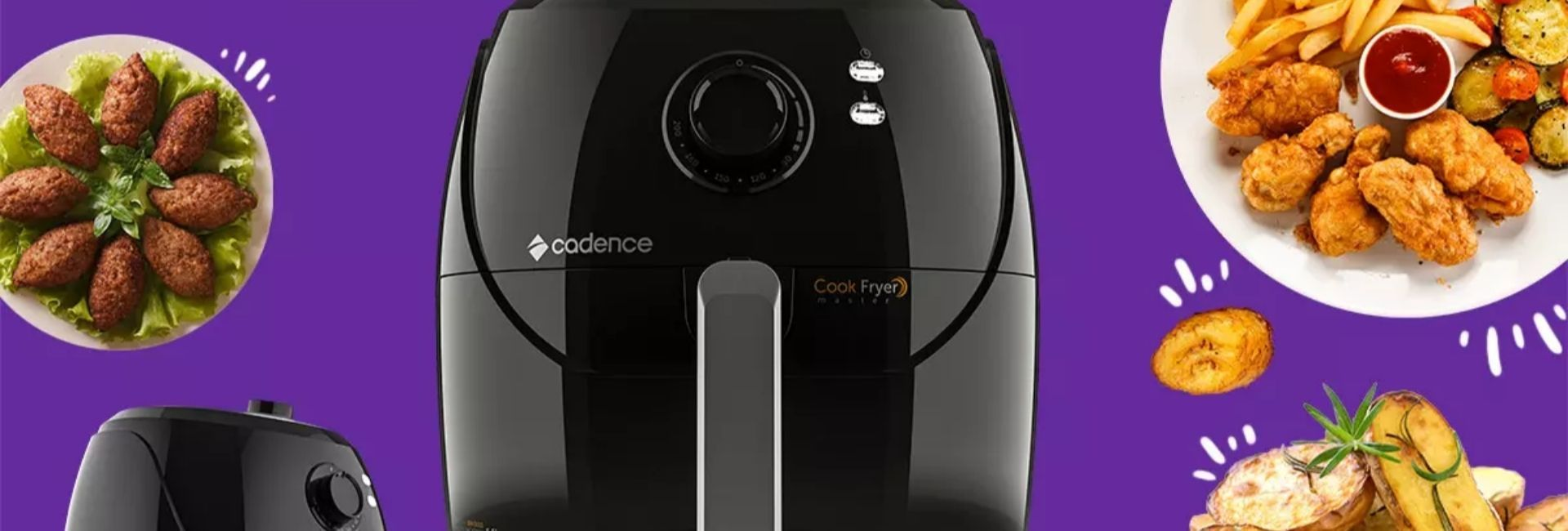 Airfryer Cadence é boa? Veja preço de 5 modelos diferentes