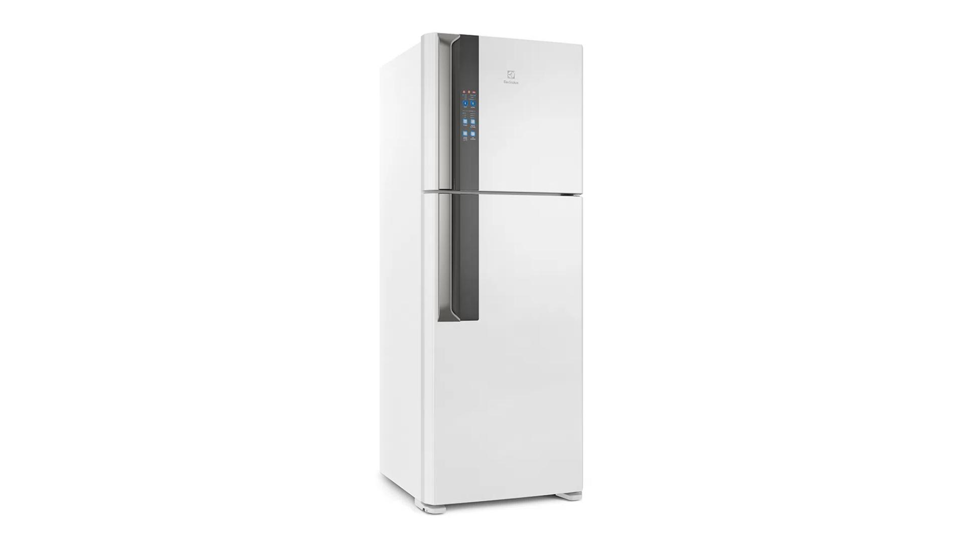 O design da Electrolux DF56 é moderno e combina com qualquer cozinha (Imagem: Divulgação/Electrolux)