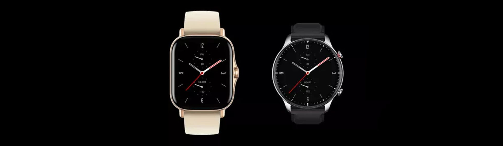 Xiaomi lança o GTS 2 e GTR 2 globalmente; veja os preços dos smartwatches