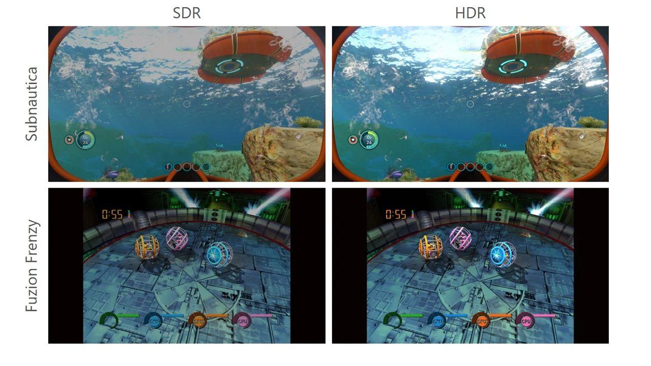 """Aplicação do HDR em jogos """"antigos"""". (Foto: Divulgação/Microsoft)"""