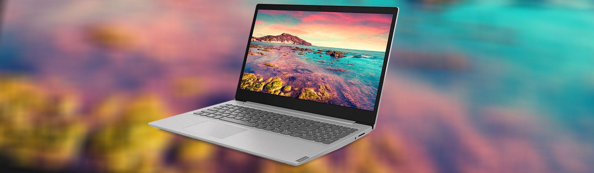 Notebooks mais vendidos em setembro de 2020: IdeaPad S145 lidera